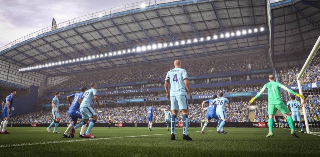 ABOUT FIFA 17 GAME